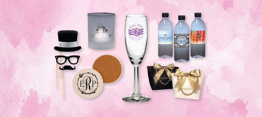 7 Promotional Products Perfect for Weddings